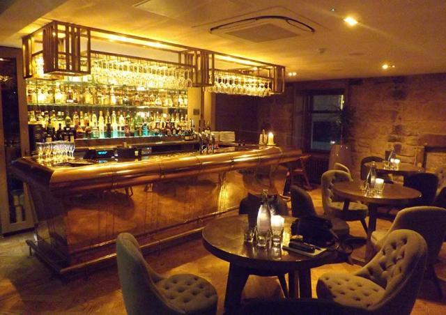 Antique Copper Bar