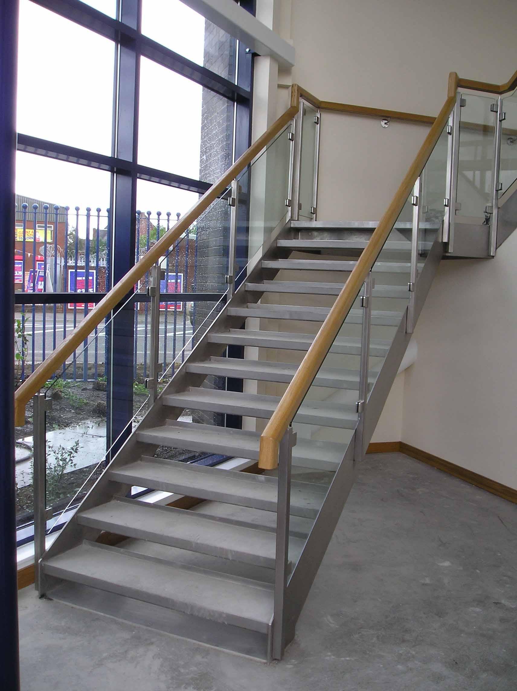 ADG Metalworkers Ltd | Staircases
