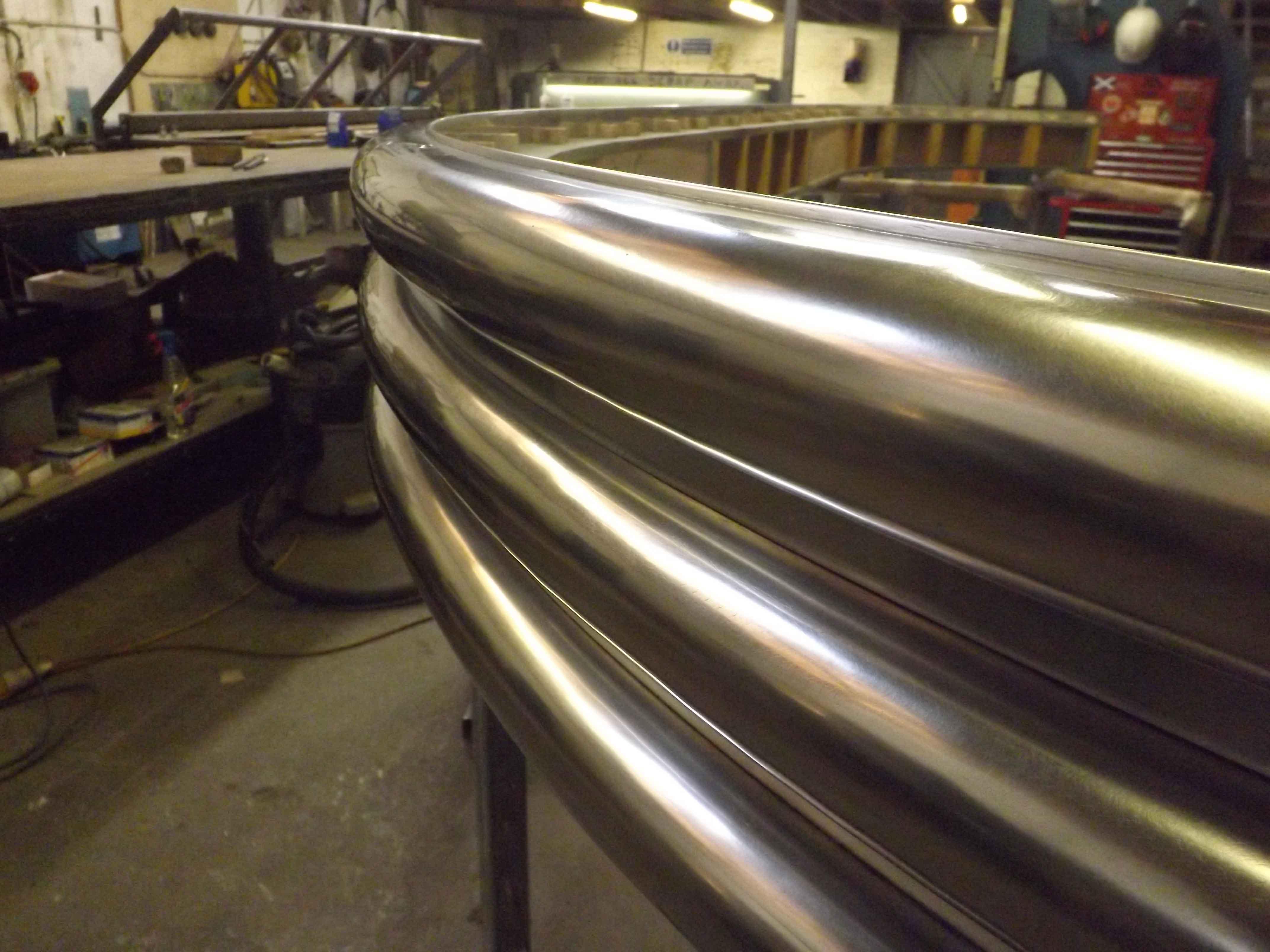 ADG Metalworkers Ltd | Bar tops
